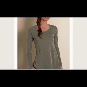 Soft Surroundings Camden Thermal Top Size Xs